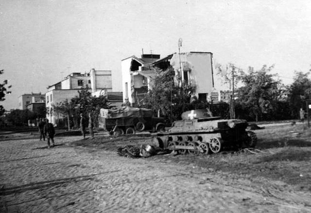 Krasickiego, 1939