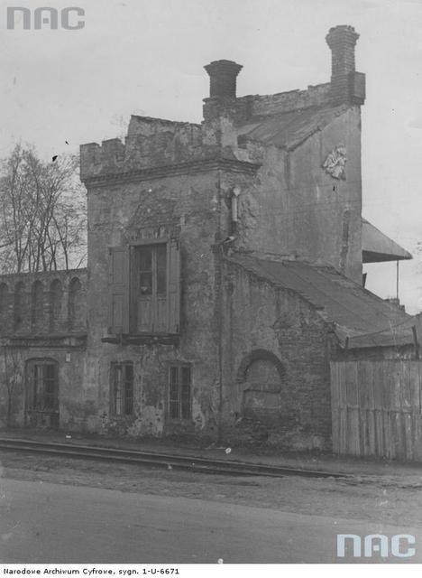 Belwederska, 193?
