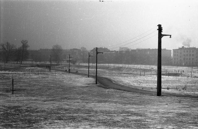 Park Promenada, 1957