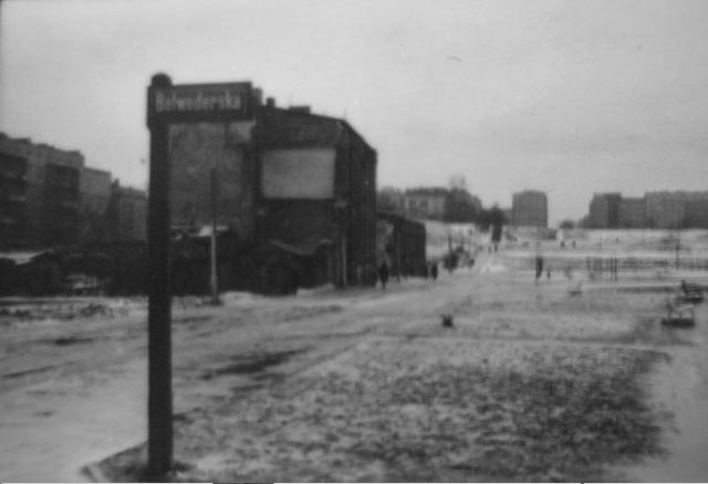 Zajączkowska ok. 1959