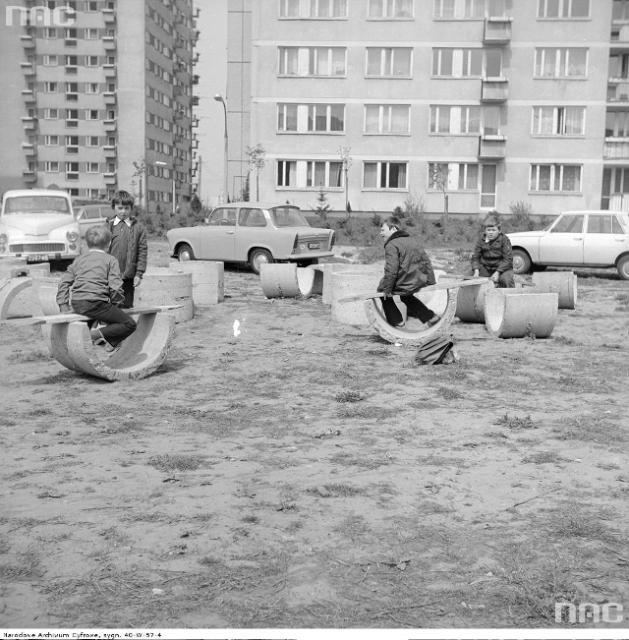 Konstancińska - 1974