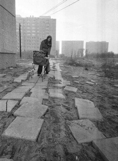 ul. Maltańska ok. 1975