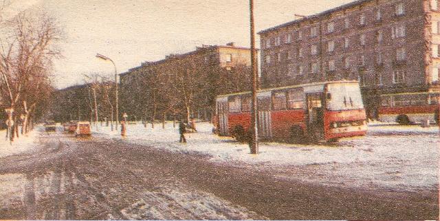 Odyńca, 1986