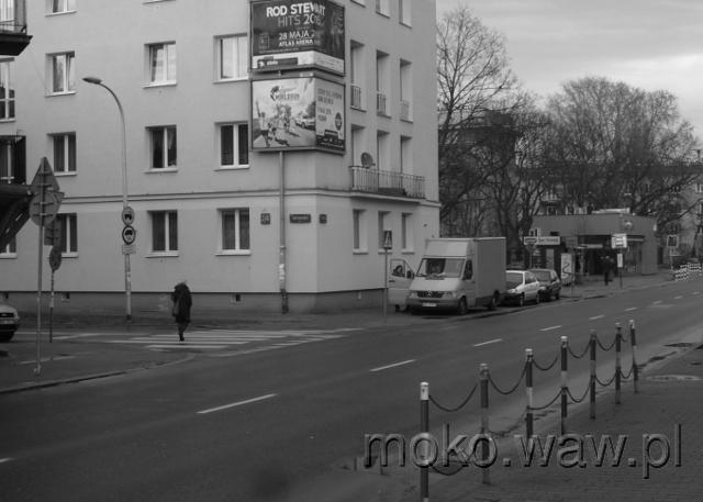 Chełmska róg Zakrzewskiej, 2016