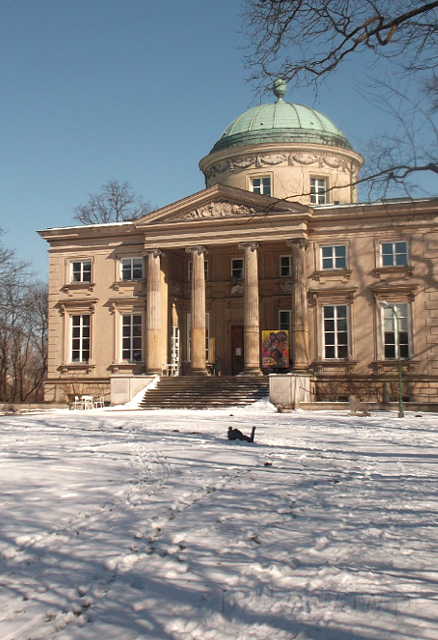 Królikarnia zimą,  2018