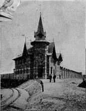 Chocimska, 1905