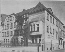Klonowa 16 ok. 1914