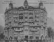 Pl. Unii Lubelskiej, ok. 1914