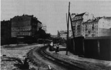Chocimska, 1916