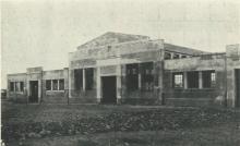 Garaż Miejski przy Madalińskiego, 1927