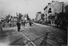 Belwederska, 1939