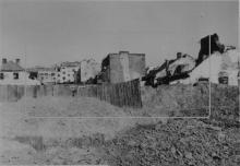 Okolice Puławskiej, Olkuskiej, 1939