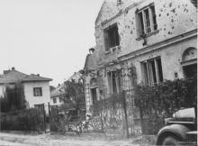 Obserwatorów, 1939
