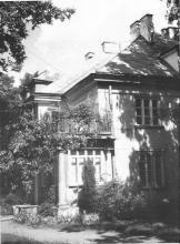 Willa Chowańczaka ok. 193x