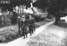 Krasickiego, 1944