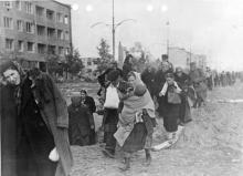 Puławska, 1944