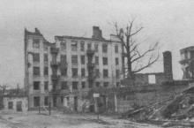 Promenada, 1945