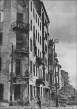 Puławska 67, prawd. 1945