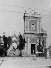 Puławska, 1945
