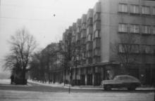 Puławska róg Dworkowej, lata 60