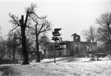 Pałac Szustra, ok. 1962