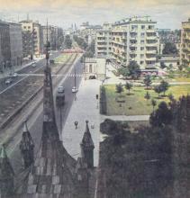 Puławska, 1969
