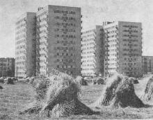 Konstancińska, 1970