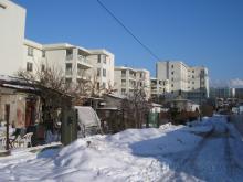 ulica Sałatkowa - 2006