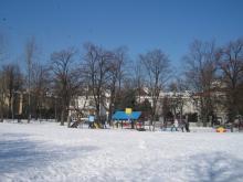 OJ Odyńca zimą, 2006