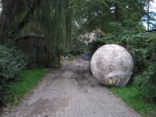 Dziwna kula na Piaseczyńskiej