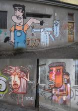 Graffiti z Woronicza, 2008